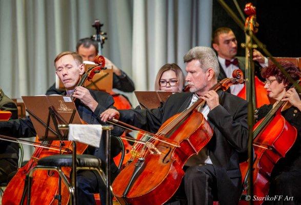 Полтавський академічний симфонічний оркестр