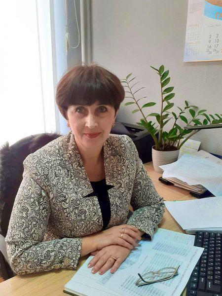 Мартиненко Вікторія Вікторівна