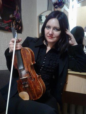 Романенко Олена